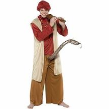 Rasta Imposta Snake Charmer King Cobra Flauta Adulto Hombres Disfraz Hal... - $54.30