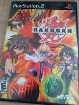 Sony PS2 Bakugan: Battle Brawlers image 1
