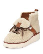 Coach Urban Hiker Shearling Platform Boot Mult Sz - $219.99