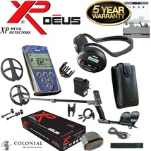 "XP Deus Metal Detector - WS-4 WS4 Wireless Headphones + Remote + 9"" DD X... - $1,259.00"