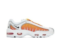 Women's Nike Air Max Tailwind IV NRG White University Gold Size 8 New In Box - $114.97