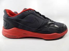 Nike Lunar Edge 12 Sz 13 M (D) EU 47.5 Men's Running Shoes Red Black 467972-006