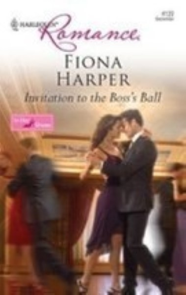 Invitation to the Boss's Ball  by Harper, Fiona