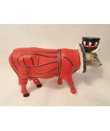 Cow Parade #7247 Beefeater It Ain't Natural Mint No Box - $14.99