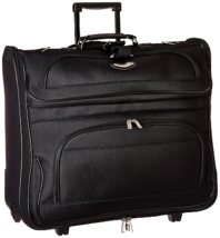BUSINESS BAG LUGGAGE ROLLING GARMENT TRAVEL AMSTERDAM CLOTHES KEEP SUIT ... - $56.42