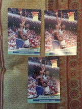 3 1992-93 Fleer Ultra Shaquille O'Neal rookie cards #328 - $5.00