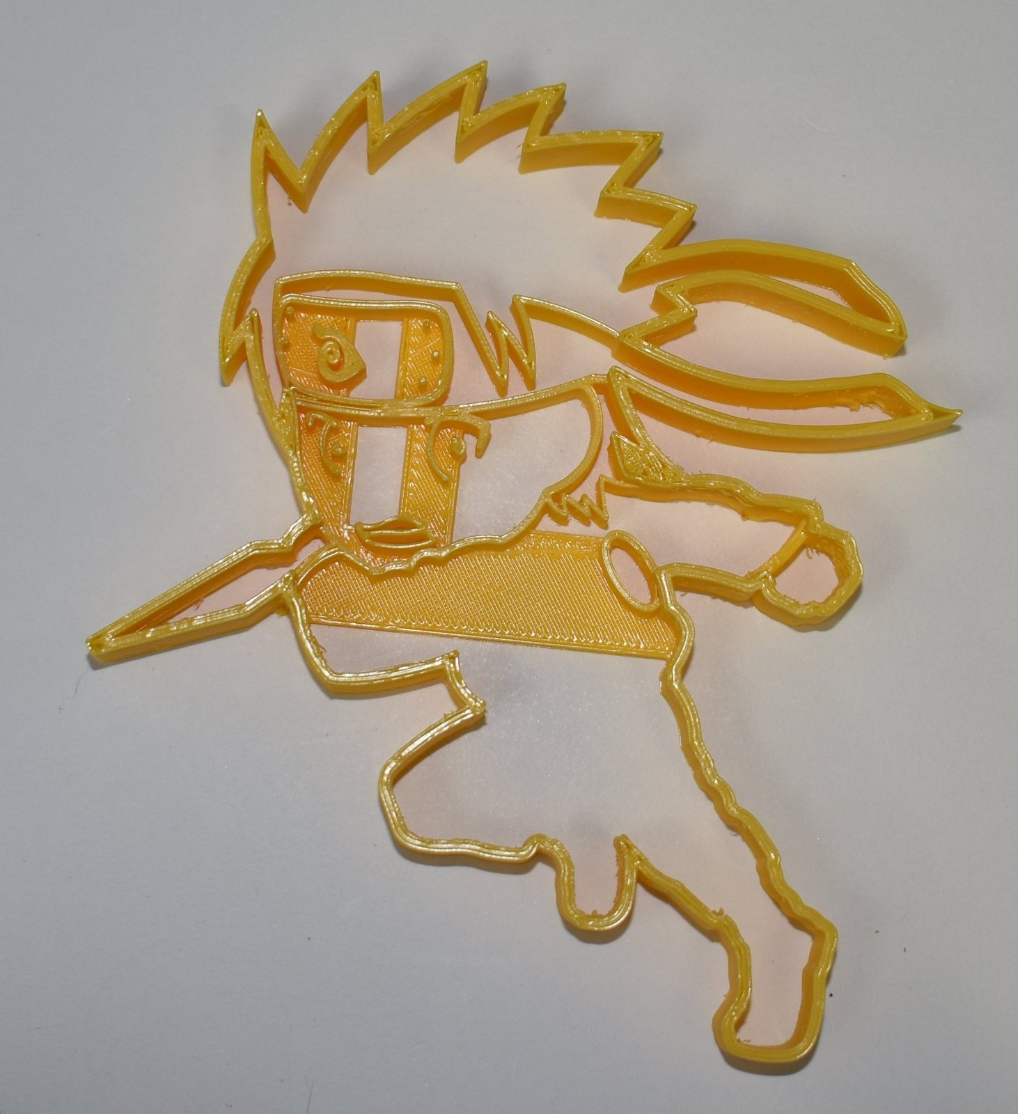 Primary image for Chibi Naruto Uzumaki Shippuden Ninja Anime Cookie Cutter 3D Printed USA PR752