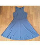 H&M Tank Dress Size Small Blue - $13.27