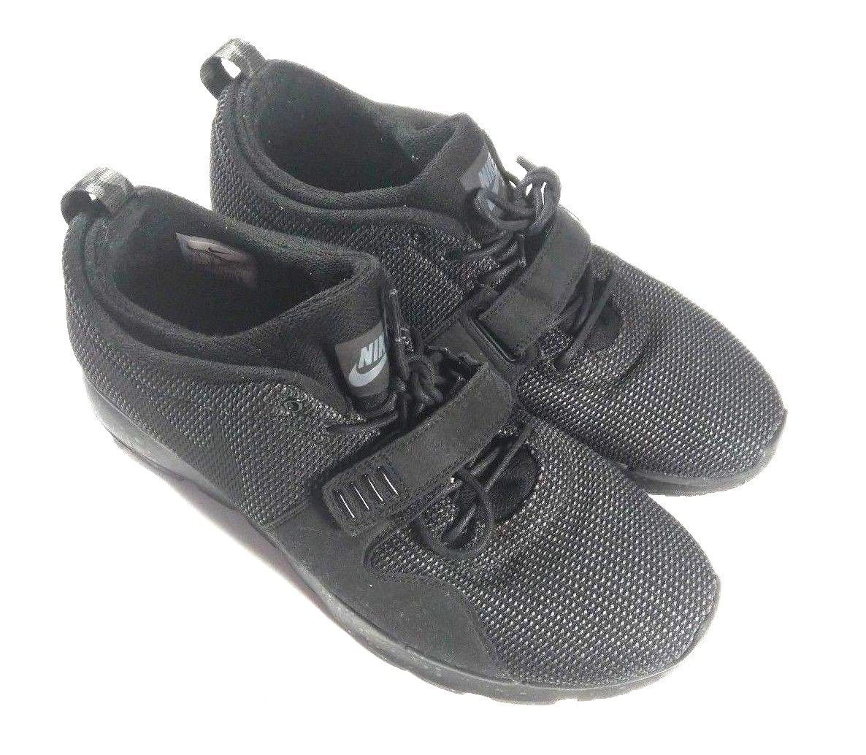 hot sale online cffae 68b05 Nike SB Mens Size 14 Trainerendor ACG Skate Shoe 616575 002 Black Grey