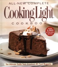 The All New Complete Cooking Light Cookboook: The Ultimate Guide from Am... - $4.13
