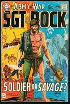 OUR ARMY AT WAR #220-SGT. ROCK-DC-WWII G/VG - $18.62