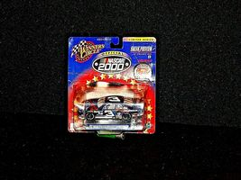 NASCAR Winner's Circle NASCAR Superman black # 3 Dale Earnhardt Limited Series image 6