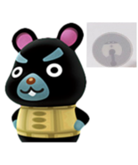 Animal Crossing New Horizons Hamphrey No. 195 Amiibo NFC Tag  - $7.42