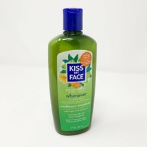 Kiss My Face Whenever Hair Conditioner 11 Oz For All Hair Types - $18.97