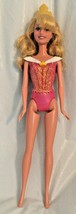 Mattel Disney Sleeping Beauty Aurora Barbie Doll For Disney Princess - $3.95