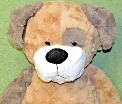 "Animal Adventure FLOPPY DOG 26"" Tan Swirl Plush Stuffed Animal 2015 SOFT... - $23.38"