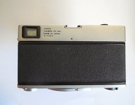 Canonet The First Original Canon 1961 Electric Eye Film Camera - $19.00