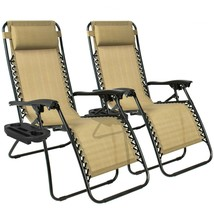 Best Choice Products Zero Gravity Chair Two Pack - $111.66