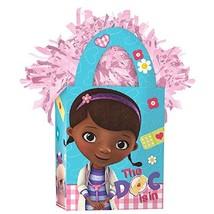 Doc McStuffins Disney Kids Birthday Party Decoration Gift Bag Balloon Weight - $6.66