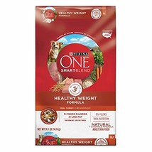 Purina ONE SmartBlend Natural Healthy Weight Formula Adult Dry Dog Food - $35.34