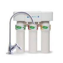 Aquasana AQ-5300 .56 3-Stage Max Flow Under Sink Water Filter - $119.99