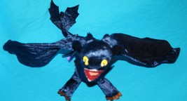 """Toothless Night Fury How To Train Your Dragon 17"""" Dreamworks Plush Soft Toy - $22.14"""
