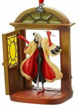 Cruella De Vil  Disney Sketchbook  101 Dalmations   Ornament - $16.01