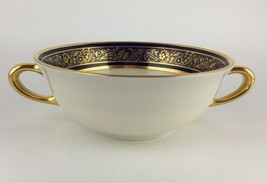 Lenox Barclay Cream soup bowl  - $100.00
