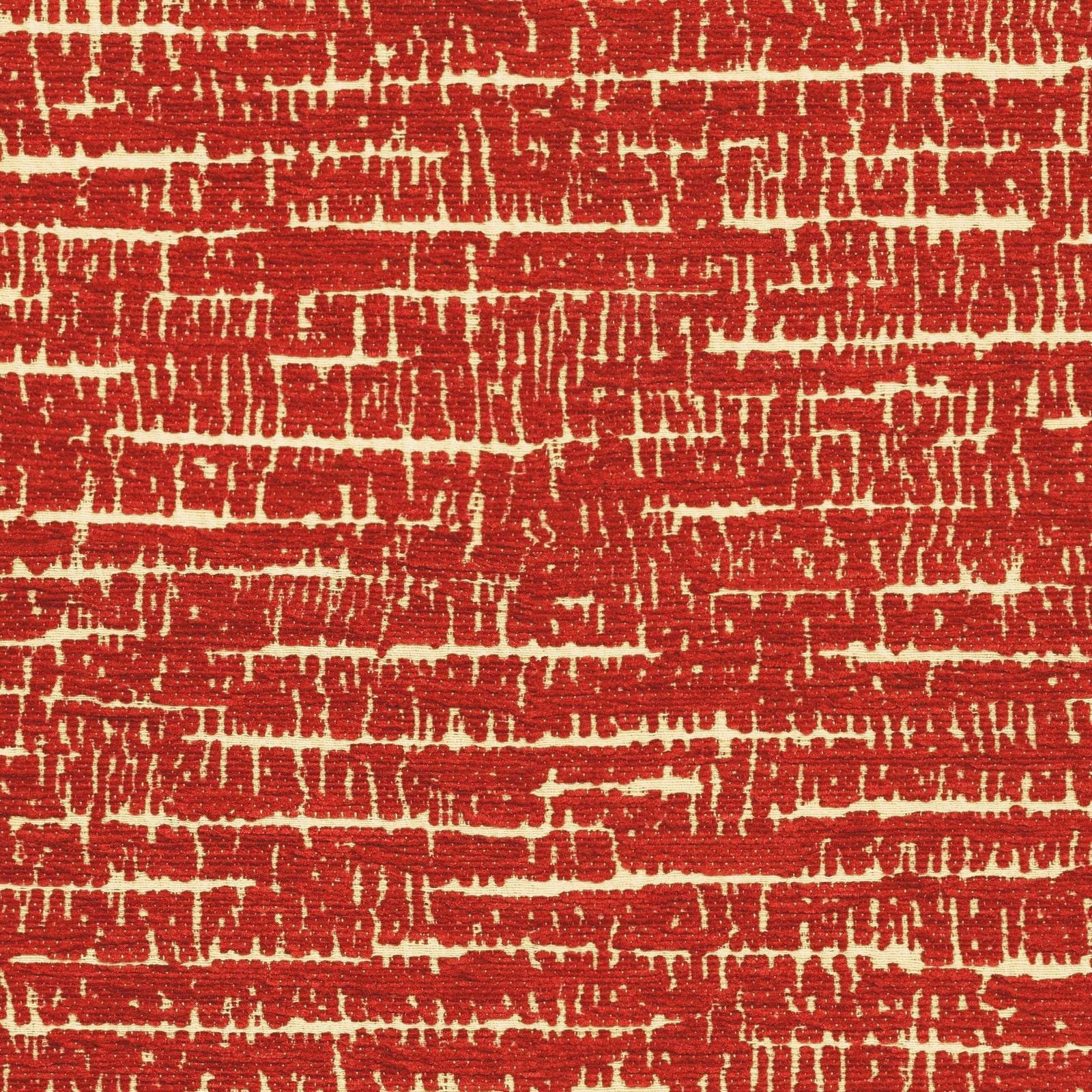 """Knoll Upholstery Fabric Woodland Chenille Red Pine 1 yd x 49""""W K20494 CT"""