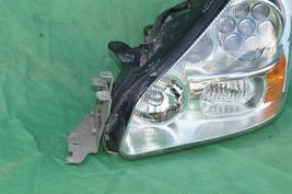 05-06 Infiniti Q45 F50 HID XENON Head Light Headlight Lamp Driver Left LH image 3