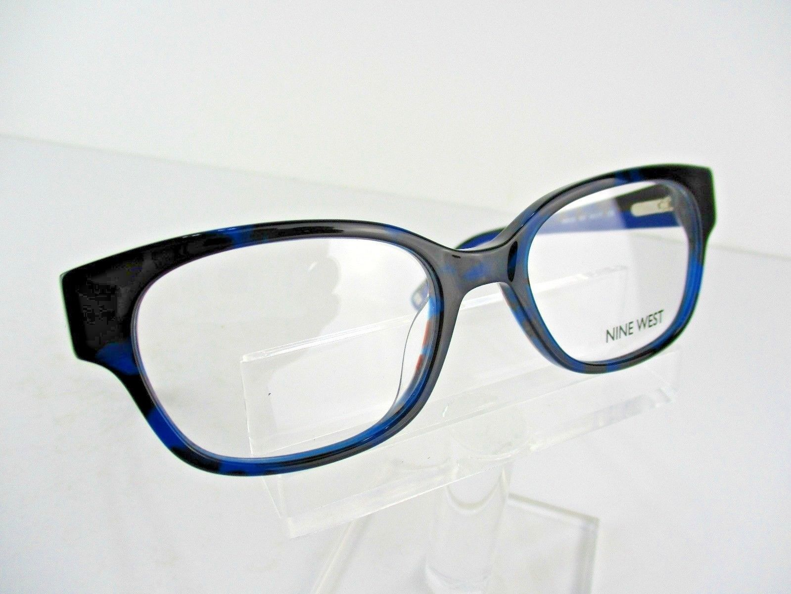 6a7309aa54 Nine West NW 5108 (428) Blue Tortoise 49 x and 50 similar items