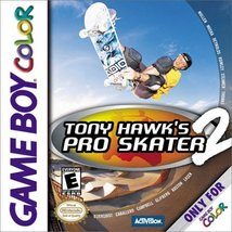 Tony Hawk's Pro Skater 2 [Game Boy Color] - $4.99