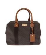 Michael Kors Brown Travel Weekend Bag - $500.00