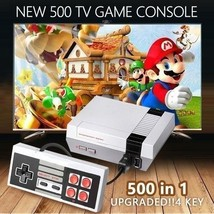 Retro Classic Game Player Family TV Video Game Console Childhood Games - $37.95