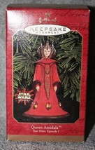 HALLMARK KEEPSAKE ORNAMENT STAR WARS  QUEEN AMIDALA 1999 - $8.86