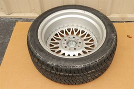 "BMW E39 540i 530i 525i 528i 535i 17"" Spare Wheel Rim Tire 2pc BBS Deep Dish ""NEW image 11"