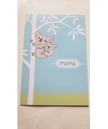"Greeting Card Mother's Day ""mama"" - $1.50"