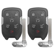 For 2015-2019 CHEVY SUBURBAN TAHOE 2015-2020 Yukon XL Keyless Prox Hatch... - $62.63