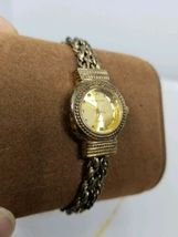 Vintage Tecnibond Ladies Watch Gold Rope Runs image 4