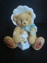 Enesco Cherished Teddies Bobbie A Little Friendship to Share, No Box, No... - $3.25