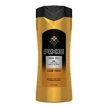 Axe Exfoliating Shower Gel, Snake Peel, 16 Ounces Pack of 6 - $33.47