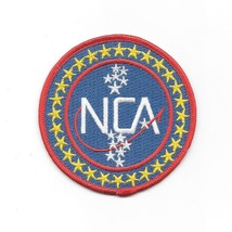 2001: A Space Odyssey Movie NCA Space Agency Logo Embroidered Patch NEW ... - $7.84