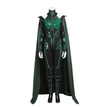Movie Thor Ragnarok Hela Cosplay Costume for adult woman Halloween costume - $187.00