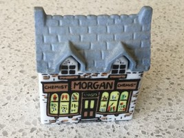 Wade Whimsey on Why Ceramic Morgan Chemist Figurine - $9.25