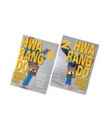 2 DVD SET Hwa Rang Do Korean Karate Martial Arts Fighting Counters Rolls... - $55.00