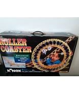 Vintage Knex Roller Coaster Construction Set 1995 63030 Complete No Manuals - $79.15