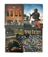 HARLEY DAVIDSON Owners Group HOG TOURING Map PATCH Magazine CATALOG Lot ... - $24.74