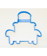Little Blue Truck Outline Farm Vehicle Childrens Book Cookie Cutter USA ... - $1.99