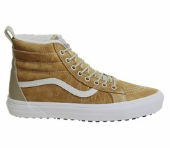 Vans Sk8 Hi MTE Cumin Slate Green Outdoor Skate Shoes Mens Size 10.5 - £67.71 GBP