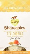 Shareables Tea Cookies, Yogurt Dipped Steel Cut Oats And Pumpkin Spice , Wt 6 Oz